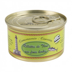 Rillettes de thon aux fines herbes 130 g